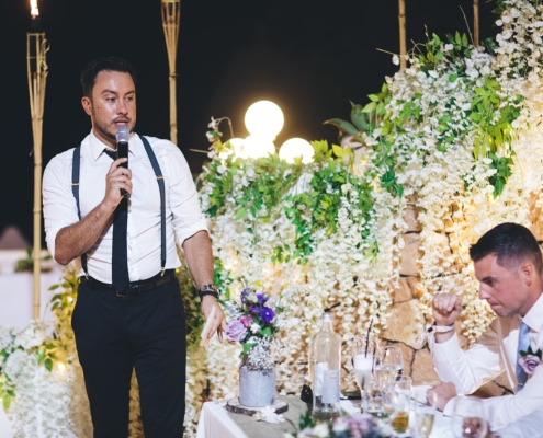 Destination Wedding Entertainment by DFC