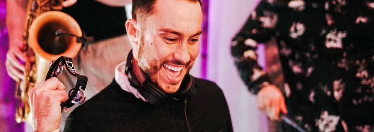 Robin Kershaw, Wedding Host and DJ