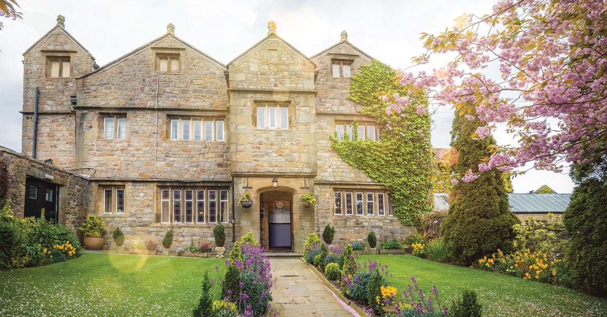Stirk House, Lancashire