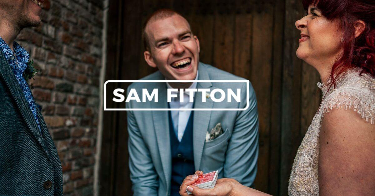 Sam Fitton, Magician