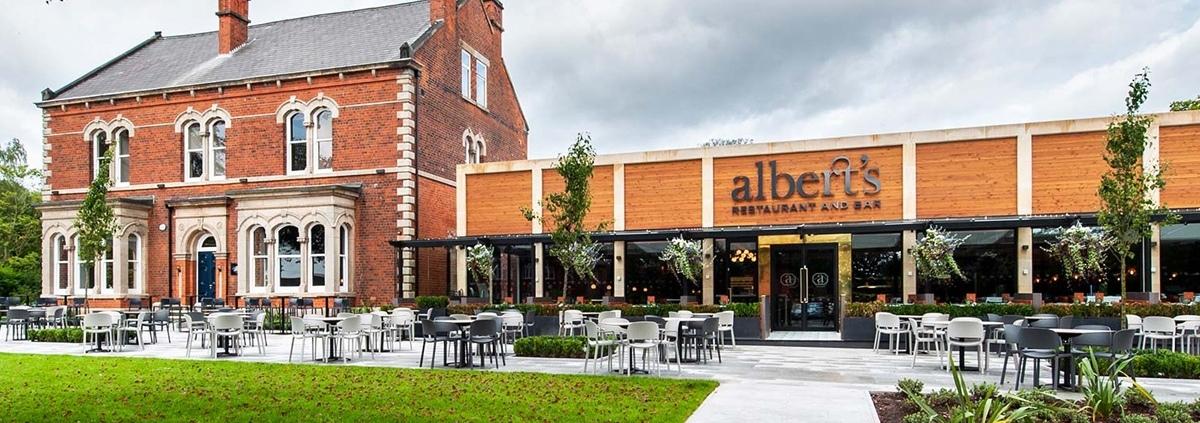 Albert's Standish