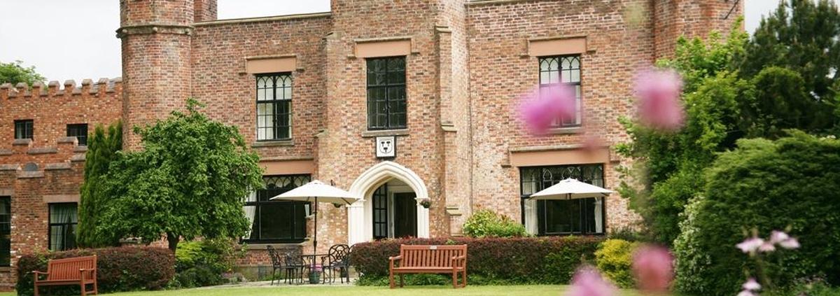 Crabwall Manor