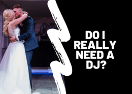 Should I book a DJ for my wedding