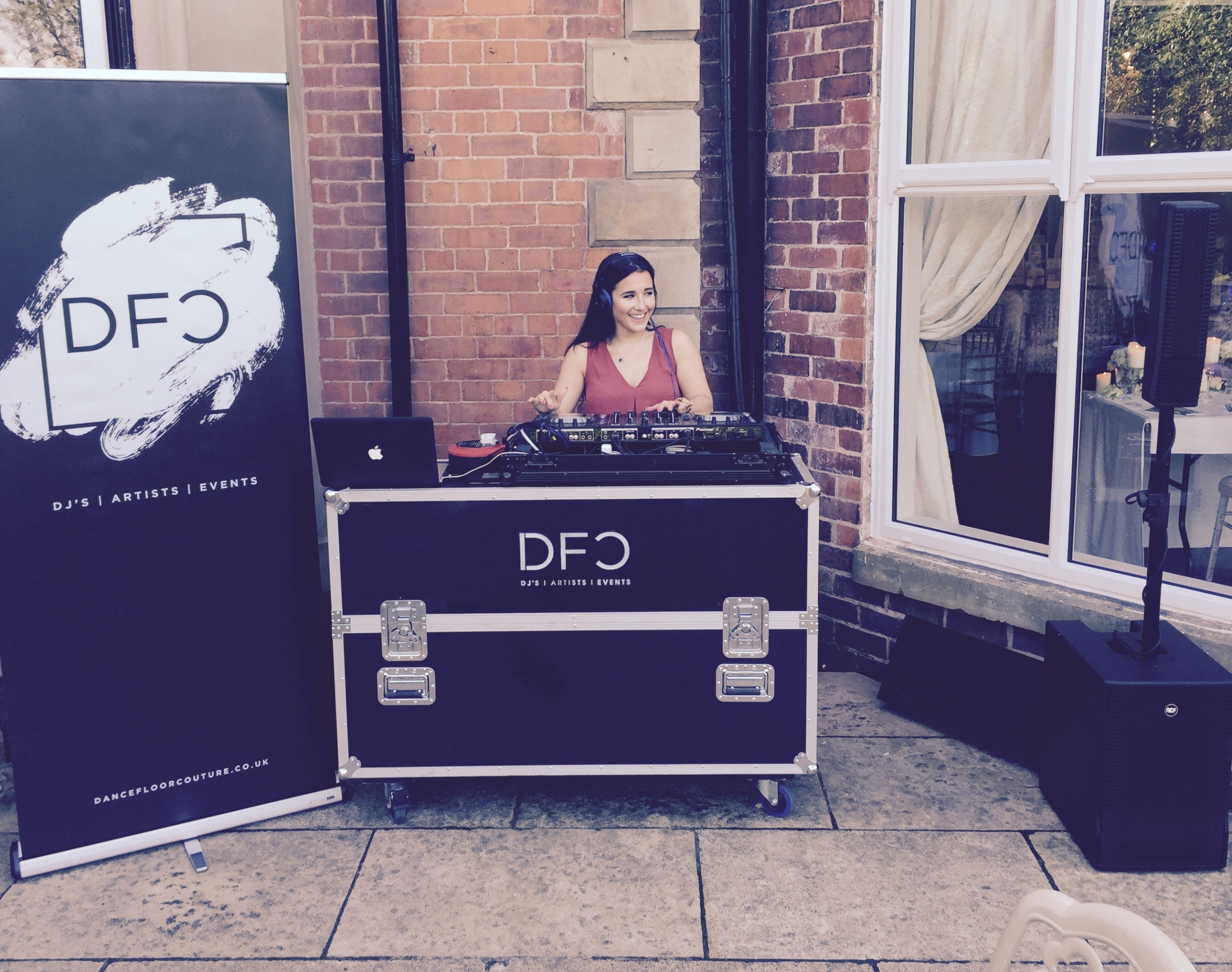 DFC Brings Ibizan Vibe to Ashfield House