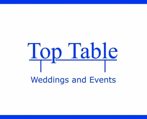 Top table catering