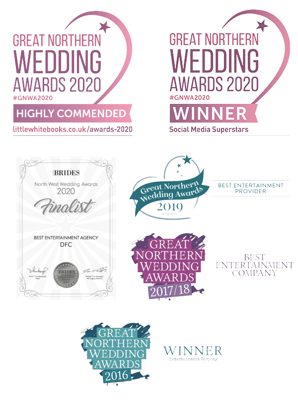 Wedding Award Winners
