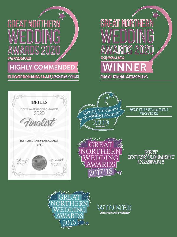 Wedding Award Winners